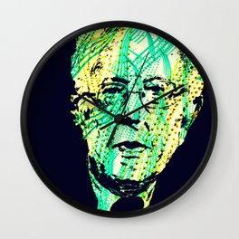 Bernie 2.0 Wall Clock