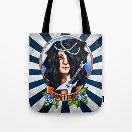 Love & Hate Tote Bag