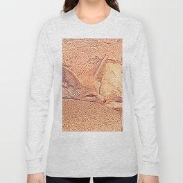 Sketchy Fennec Fox Long Sleeve T-shirt
