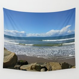 California Beach 1 Wall Tapestry
