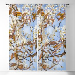 Spring Blossom Blackout Curtain