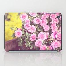 Vintage - Flower Pots iPad Case