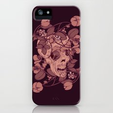 Rotting flowers Slim Case iPhone (5, 5s)