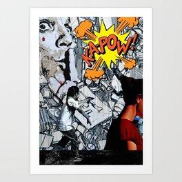 _lamortedell'inocenza_due Art Print