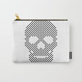 DOT SKULL Carry-All Pouch