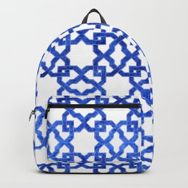 Geometric Pattern - Oriental Design rmx Backpack