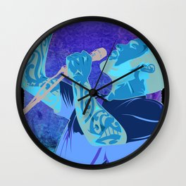Fight For Your Mind Wall Clock