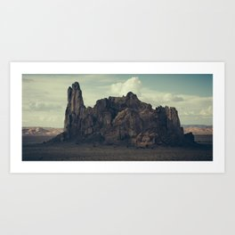 The Unknown Art Print