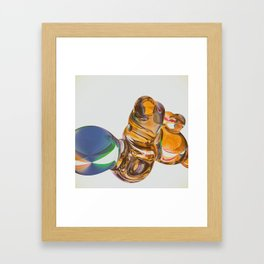 Metathing Framed Art Print