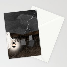 The Graveyard Stationery Cards
