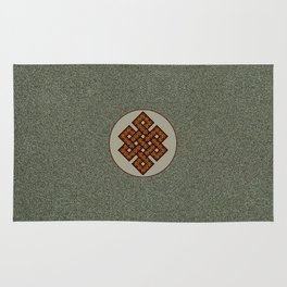 The Endless Knot II Rug