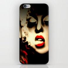 SASSY LADY iPhone & iPod Skin