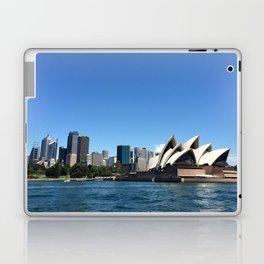Opera of a Skyline Laptop & iPad Skin