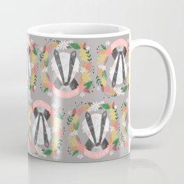 Fall is my Favorite Badger Coffee Mug