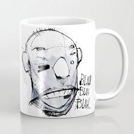 Blah Blah Blah... Coffee Mug
