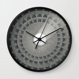 Pantheon Ceiling Wall Clock