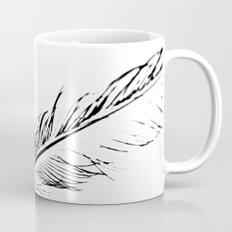 Peacock Feather 4 Mug