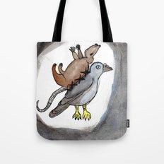 Pigeon Rat Tote Bag
