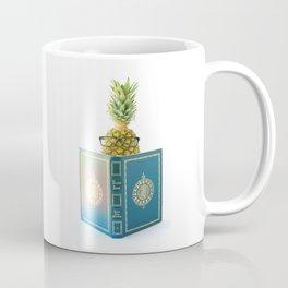 The Studious Pineapple Coffee Mug