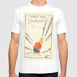Bartkira has awakened  T-shirt