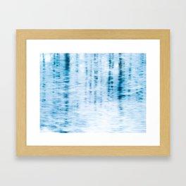 green 86 Framed Art Print