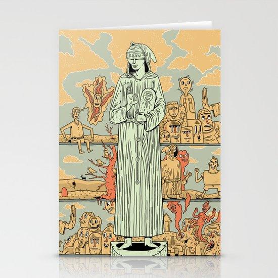 Saint Francis Stationery Cards