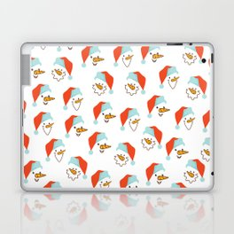 Santa Claus pattern Laptop & iPad Skin