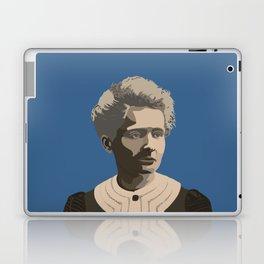 Marie Curie Laptop & iPad Skin