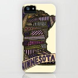 Minnesota! iPhone Case