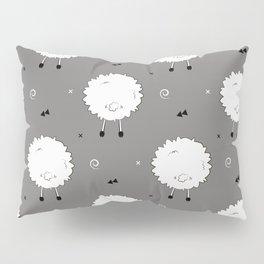 Funny sheep Pillow Sham