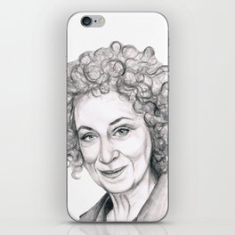 Margaret Atwood iPhone Skin