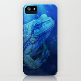 The InFocus Happy Frog Collection VI iPhone Case