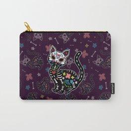 Dia de los Gatos Carry-All Pouch