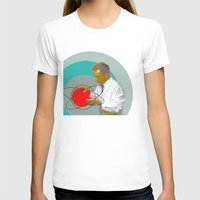 science T-shirts featuring Science by Renaissance Youth