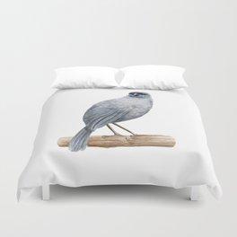 Kokako - a native New Zealand bird 2013 Duvet Cover