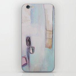mint love. iPhone Skin