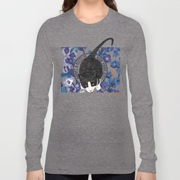 ASPCA® New York Cat Adoption Benefit Proposal Long Sleeve T-shirt