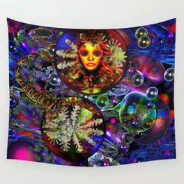 Zero to 360 Wall Tapestry