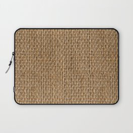Rustic Natural Fibers  Laptop Sleeve