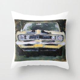 Camaro Throw Pillow