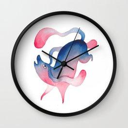 Critter I Wall Clock