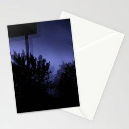 hazy skies Stationery Cards