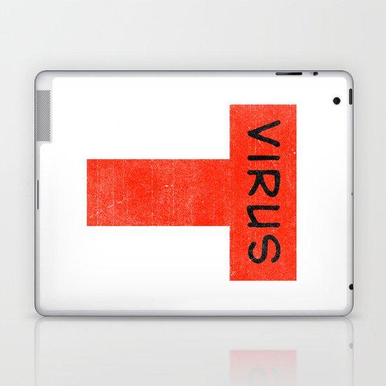 T virus Laptop & iPad Skin