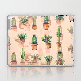 cactus illusion Laptop & iPad Skin