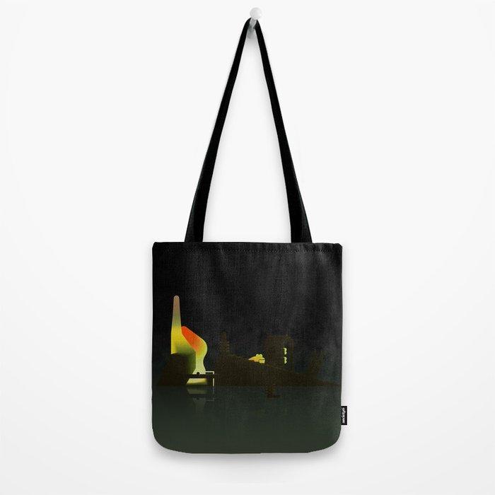 External Gazer Tote Bag