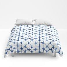 Shibori Diamonds Comforters