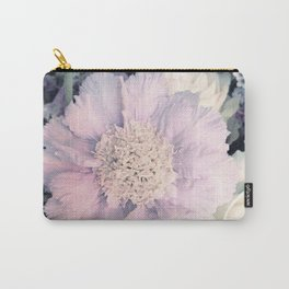 SOFT TOUCH - Purple Flower #1 Carry-All Pouch