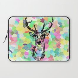 Deer are people too Laptop Sleeve