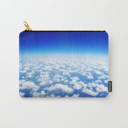 Looking Above the Clouds Carry-All Pouch