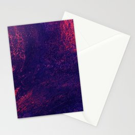 Volcanic - An Abstract Piece Stationery Cards